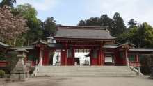 8:01 志波彦神社 神門
