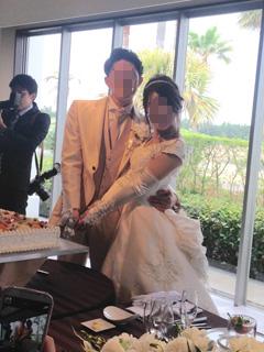 きれいな花嫁さん