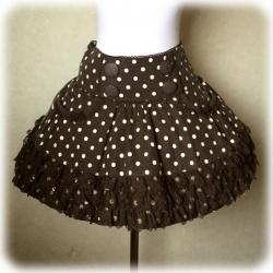 子供部屋スカート。