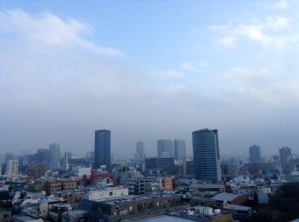 S20150222茗荷谷セミナー会場からの風景
