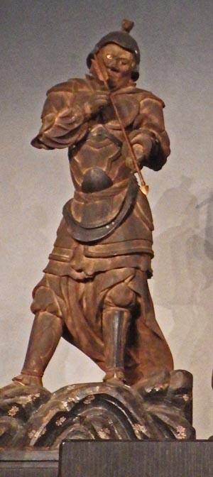 曹源寺十二神将立像の未神