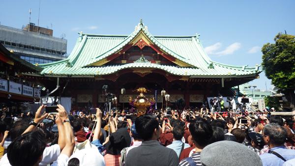 「神輿宮入」 3