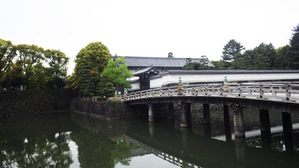平川橋と平川門