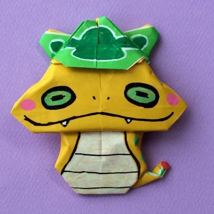 クリスマス 折り紙 : 妖怪ウォッチの折り紙 : vongi.blog72.fc2.com