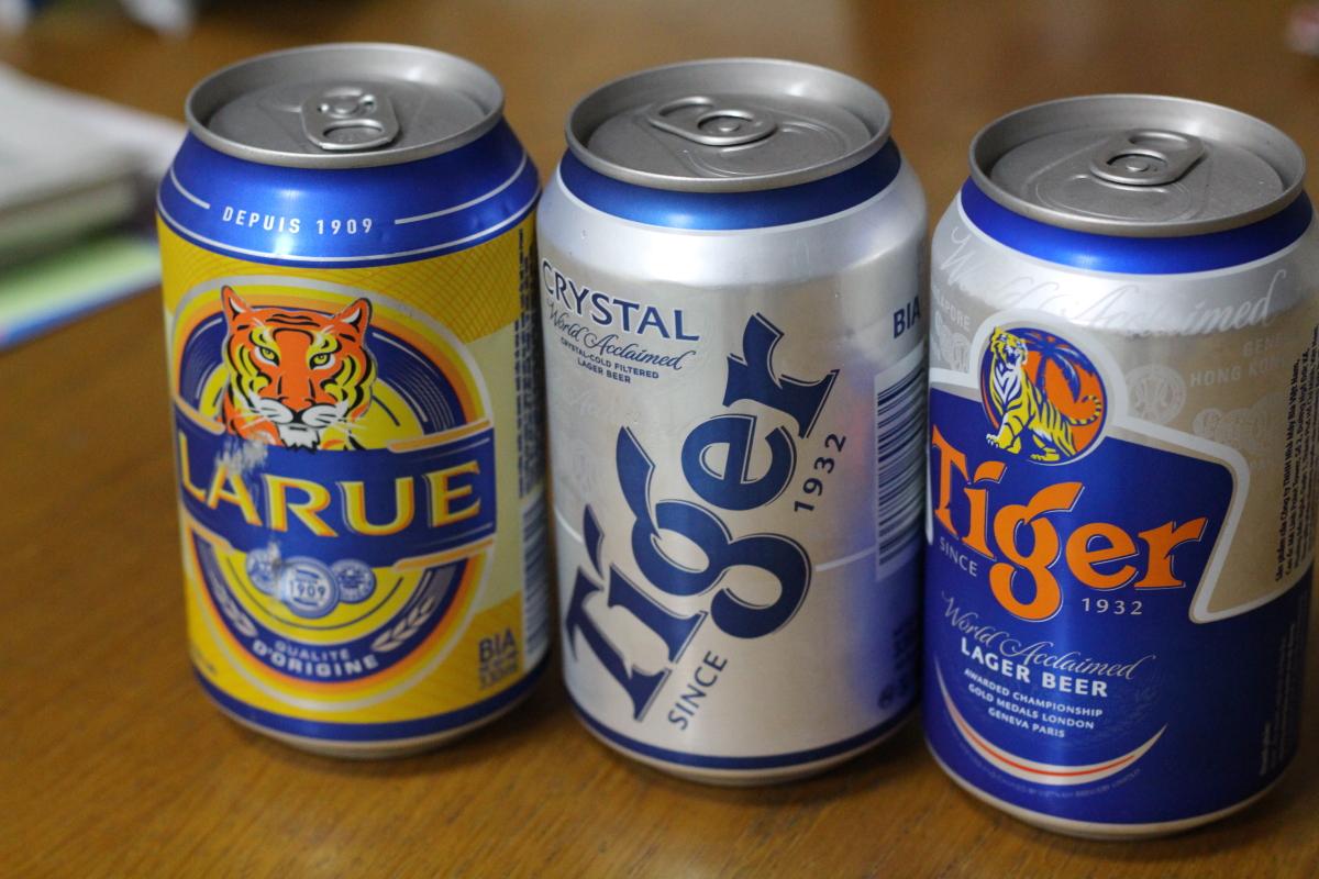 ビール3兄弟