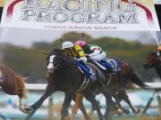イスラボニータ:レーシングプログラムの表紙