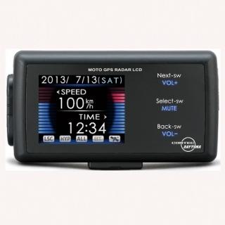 DAYTONAデイトナMOTO GPS RADAR LCD