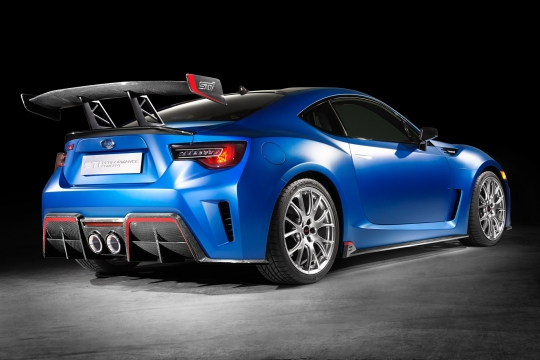RES_STI Performance Concept rear h