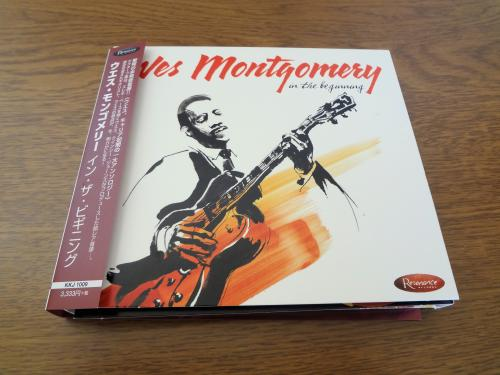 Wes Montgomery / in the Biginning