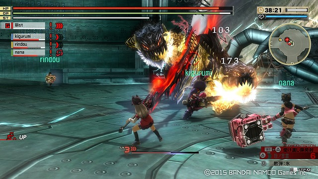 GOD EATER 2 RAGE BURST_20150303110232
