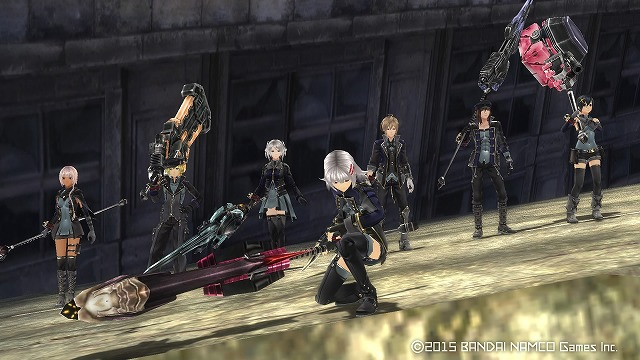 GOD EATER 2 RAGE BURST_20150318222512