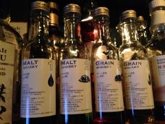 bar b:4種の原酒
