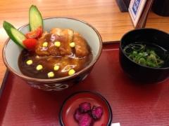 杵屋:洋風カツ丼
