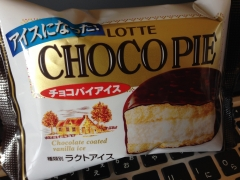 チョコパイアイス