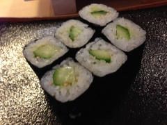 や台ずし:寿司