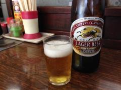 花生食堂:ビール