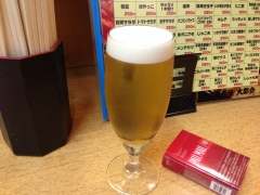 大都会:ビール