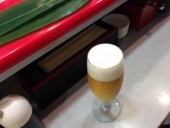 さくら寿司:ビール