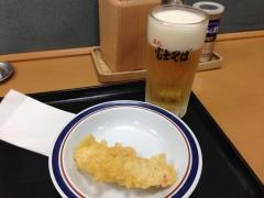 富士そば:とり天