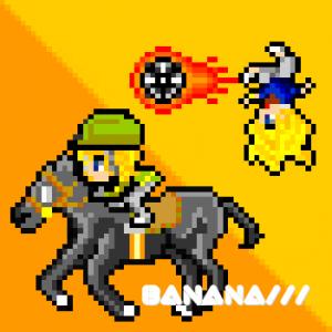 BANANAアイコン(3rdシングル)