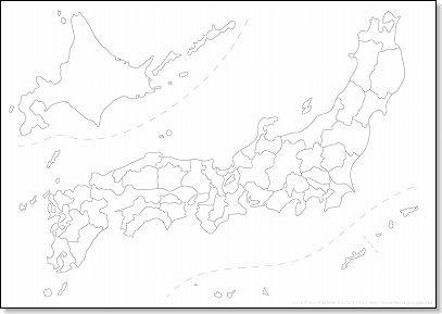 日本地図5