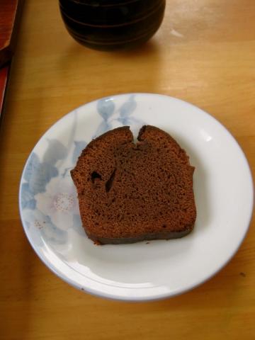 チョコレートケーキ0216