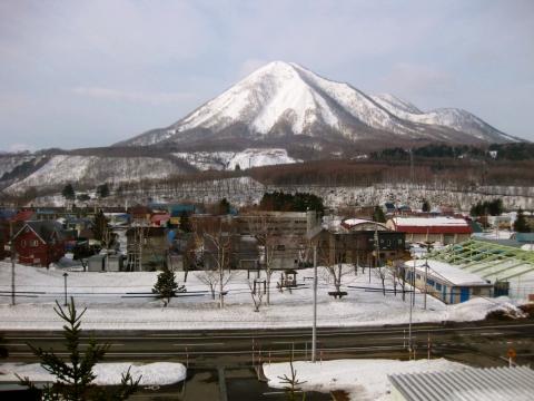 尻別岳0401