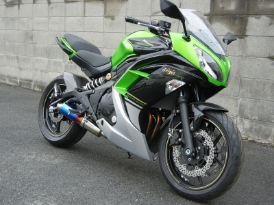 Ninja400 ls