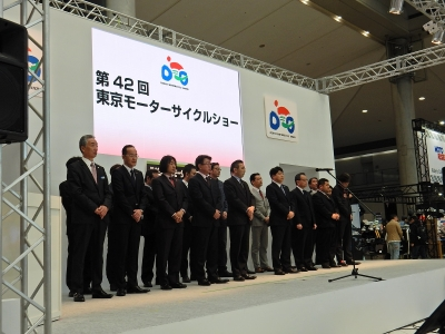 2015東京モーターサイクルショー (1)