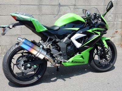 Ninja250Sl   マフラー開発③ (6)