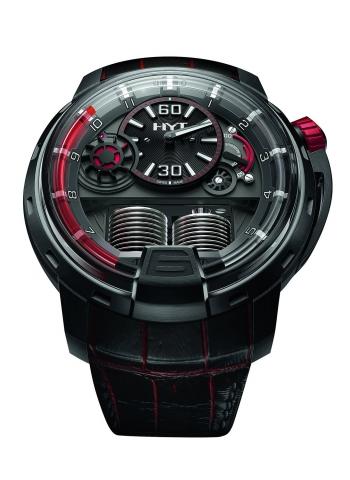 HYT腕にはめる超高級水時計