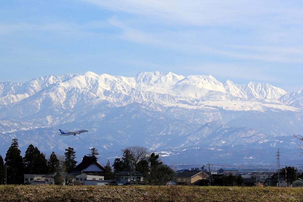 富山空港_2015_2_7_1