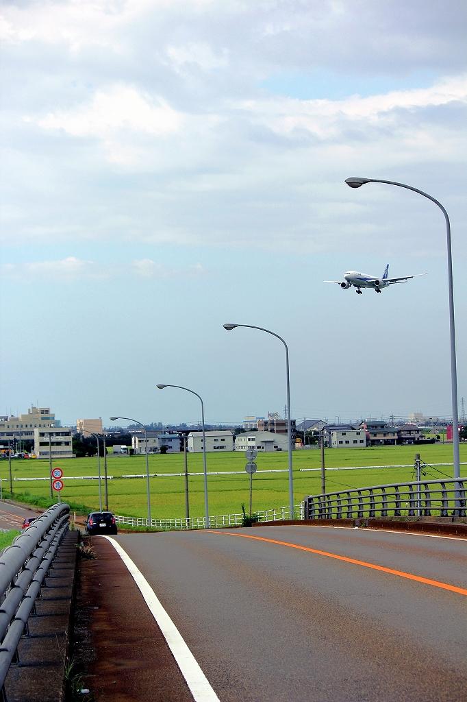 小松空港2014_8_12.