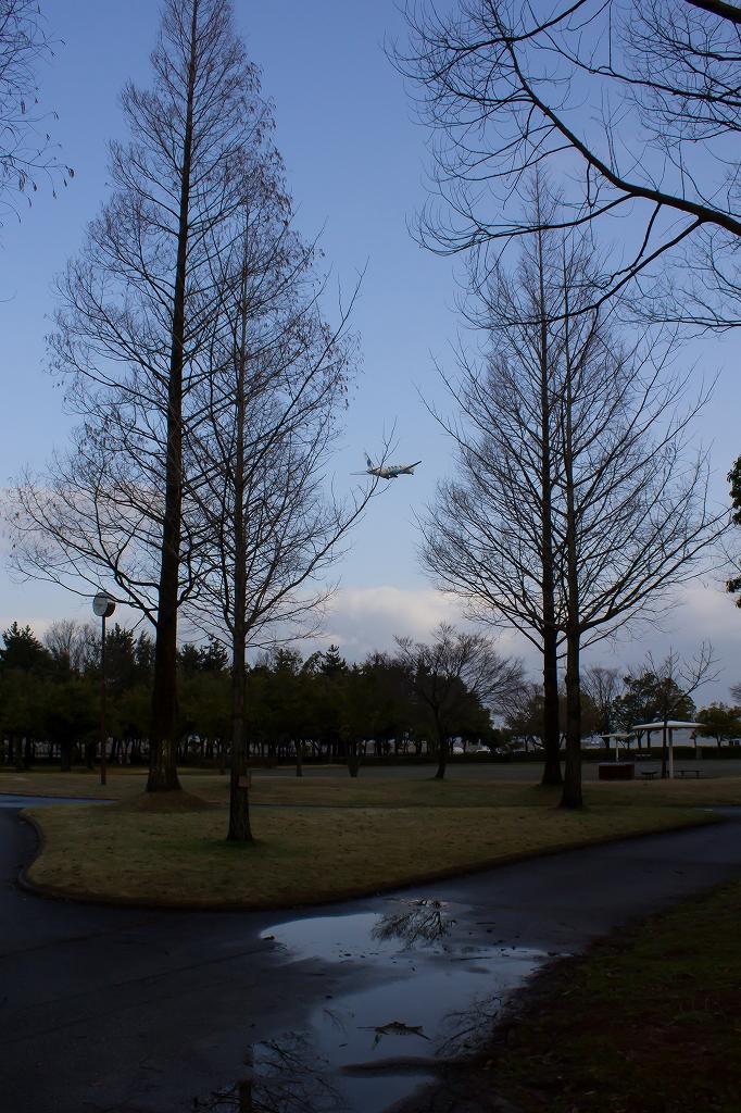 富山空港H27_2_28