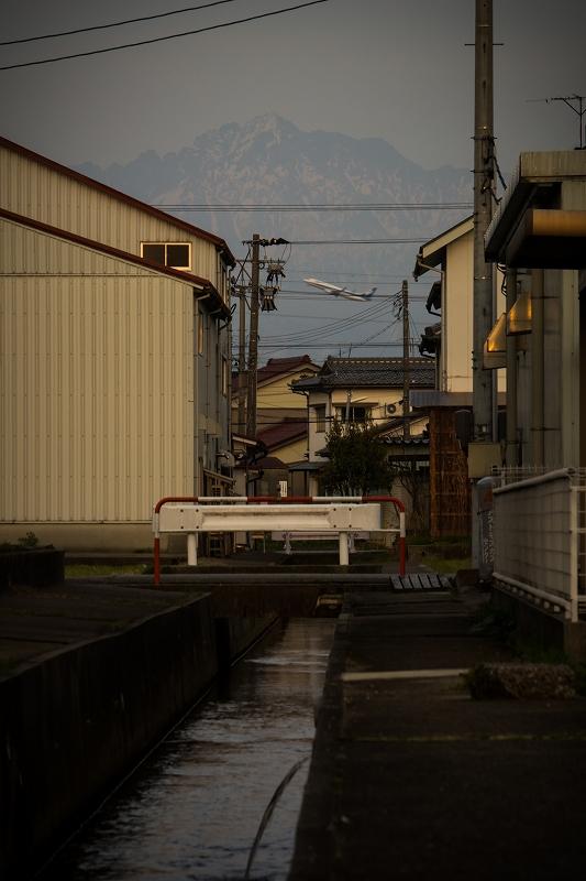富山空港H27_4_9