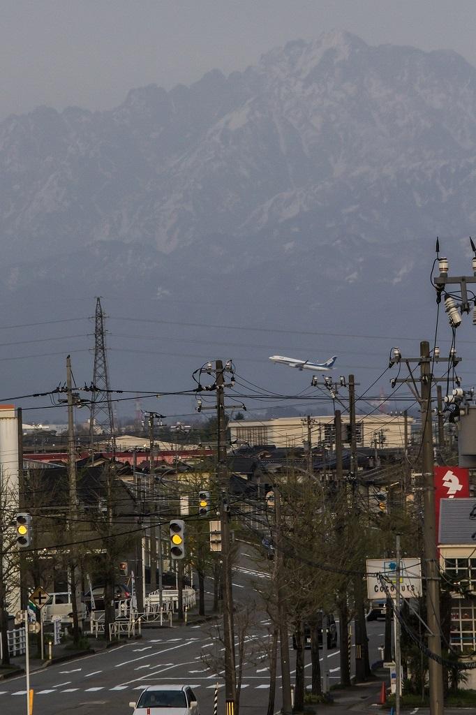 富山空港H27_4_18