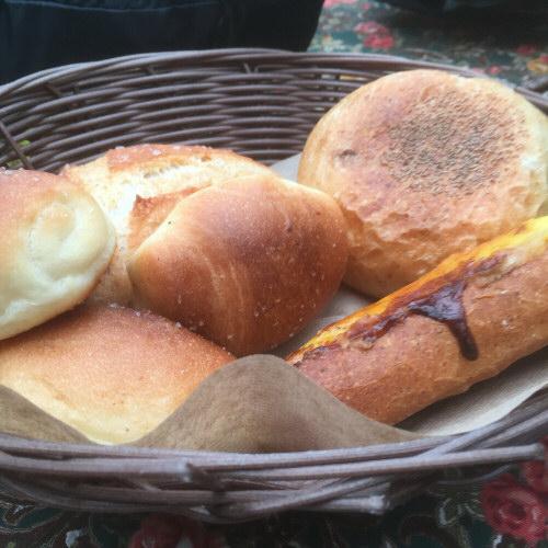 パン屋メニュー