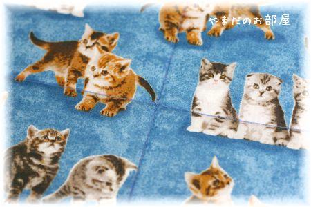 オーダー猫ベッド ③-4