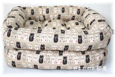 オーダー猫ベッド 2個 完成~⑥