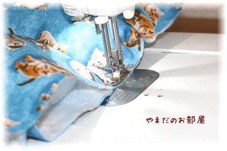 オーダー猫ベッド ③-8