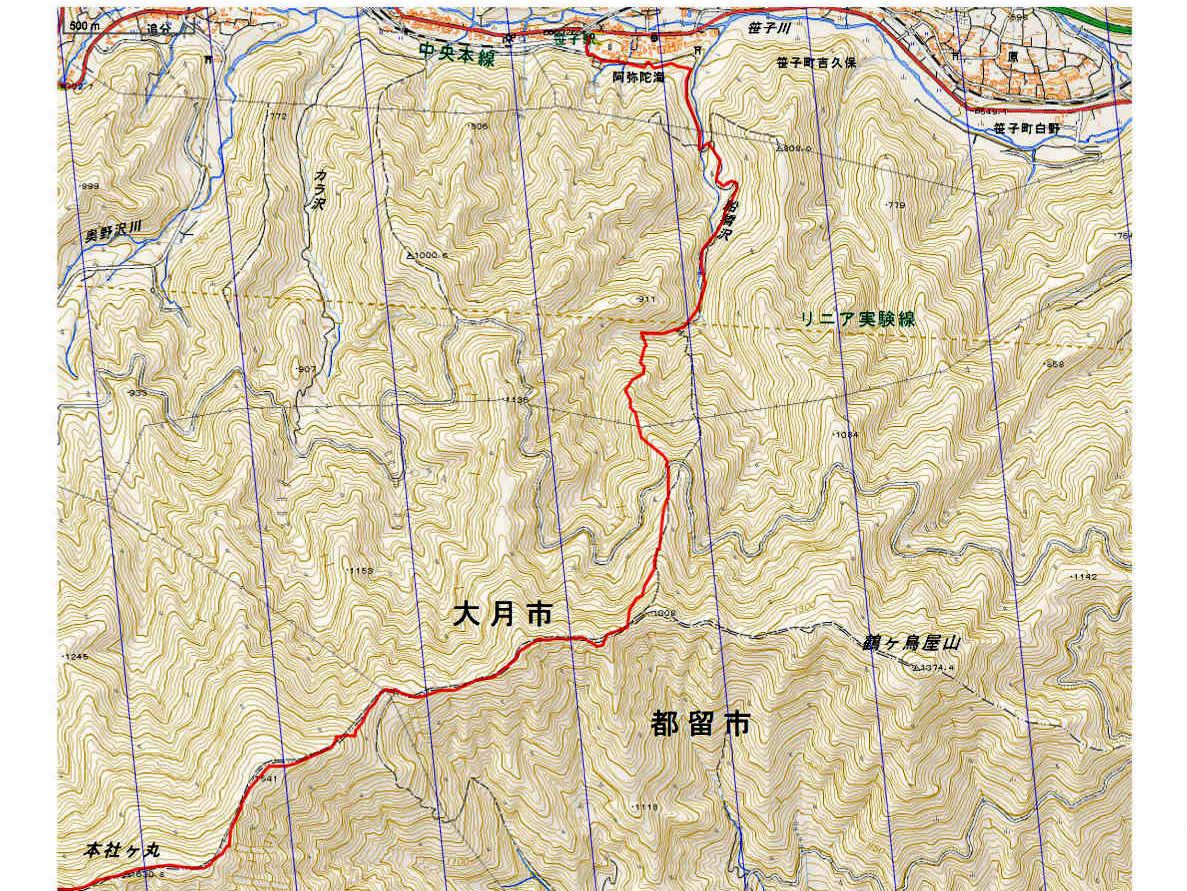 コース地図1