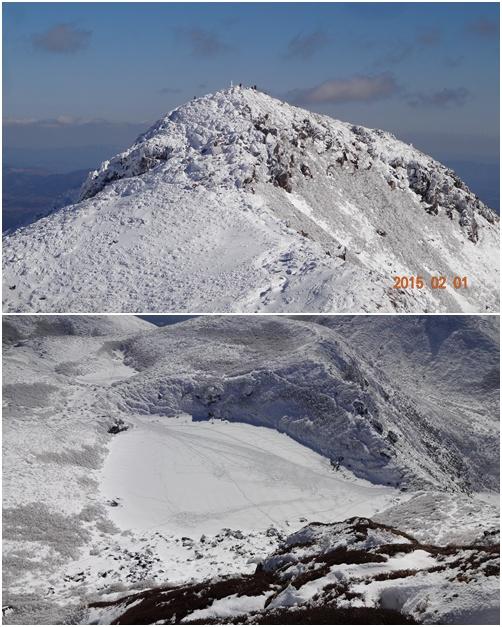 036 中岳と御池