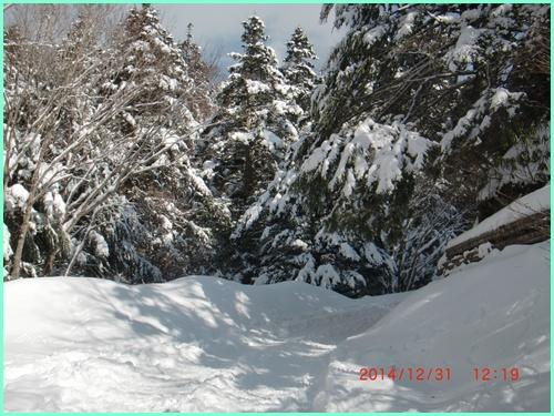 007 赤岳鉱泉へ