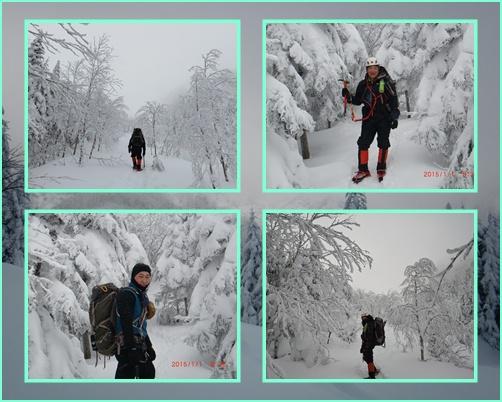 022 赤岳へ