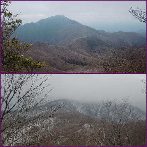 012 笠松山にて