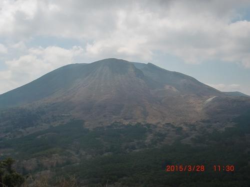 015 韓国岳