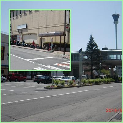 004 茅野駅