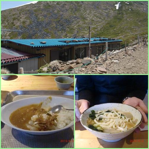035 硫黄岳山荘