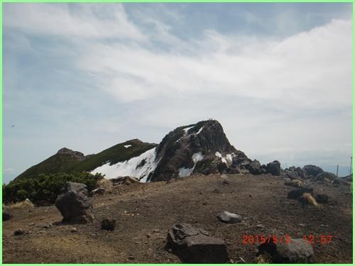 036 横岳へ