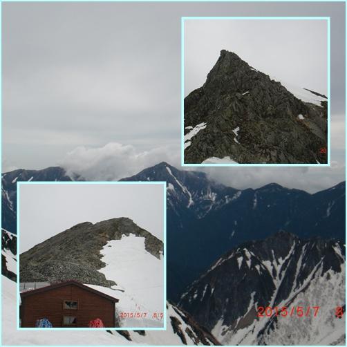 051 穂高岳山荘